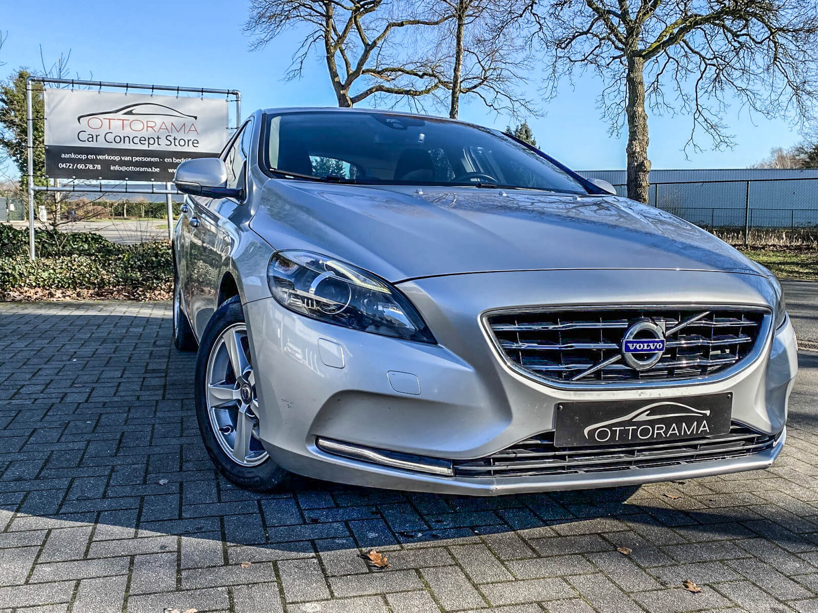 Volvo V40 D3 KINETIC GEARTRONIC