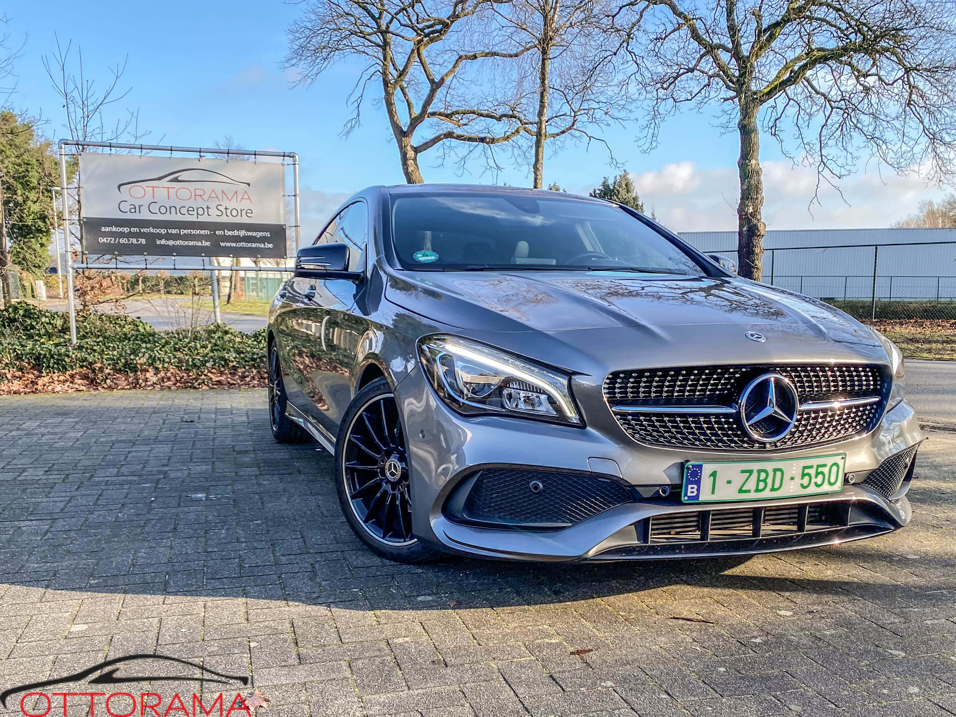 Mercedes-Benz CLA 200D AMG PACK