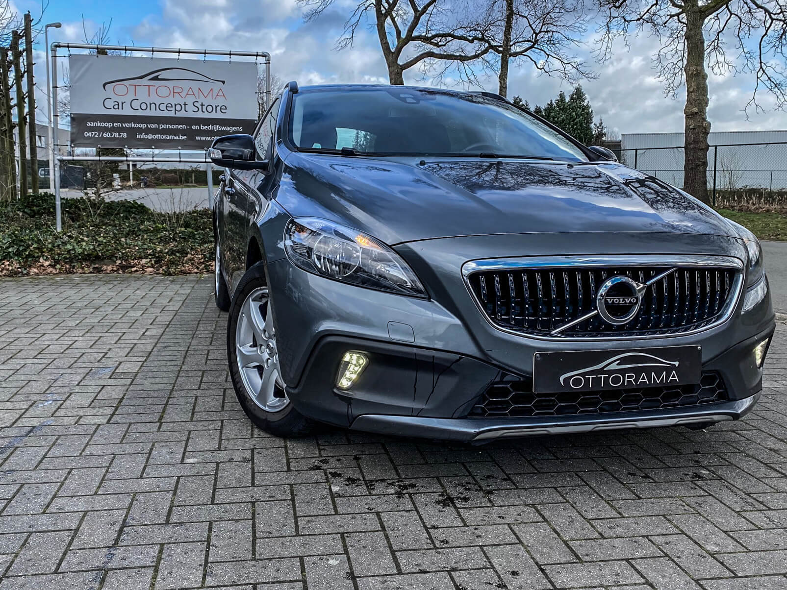 Volvo V40 CROSS COUNTRY D2 AUTOMAAT
